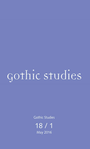 Considers the field of Gothic studies from the eighteenth century to the present day.