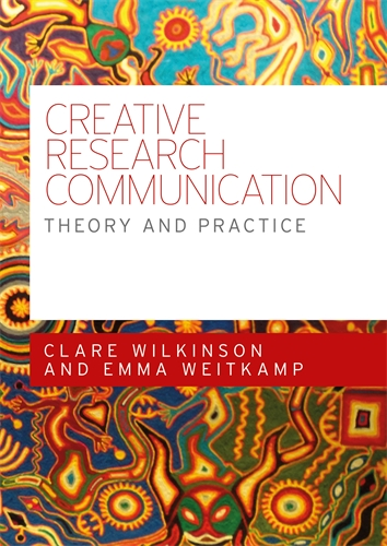 In search of the new: creativity in research communication