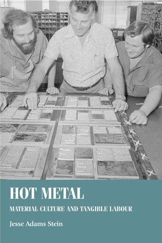 Q&A with Jesse Adams Stein, author of Hot metal