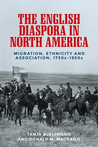 Author Q&A: The English diaspora in North America