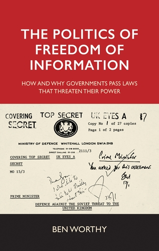 Why Pass FOI? The Politics of Freedom of Information