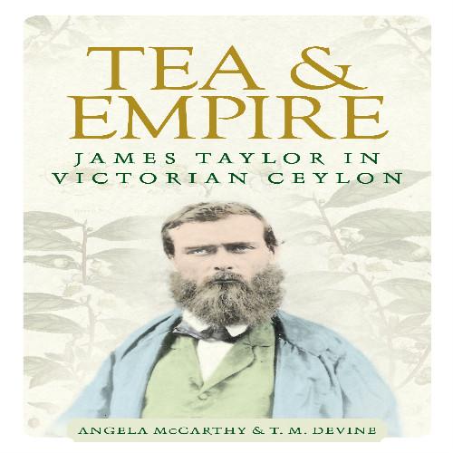 EIBF Tea And Empire