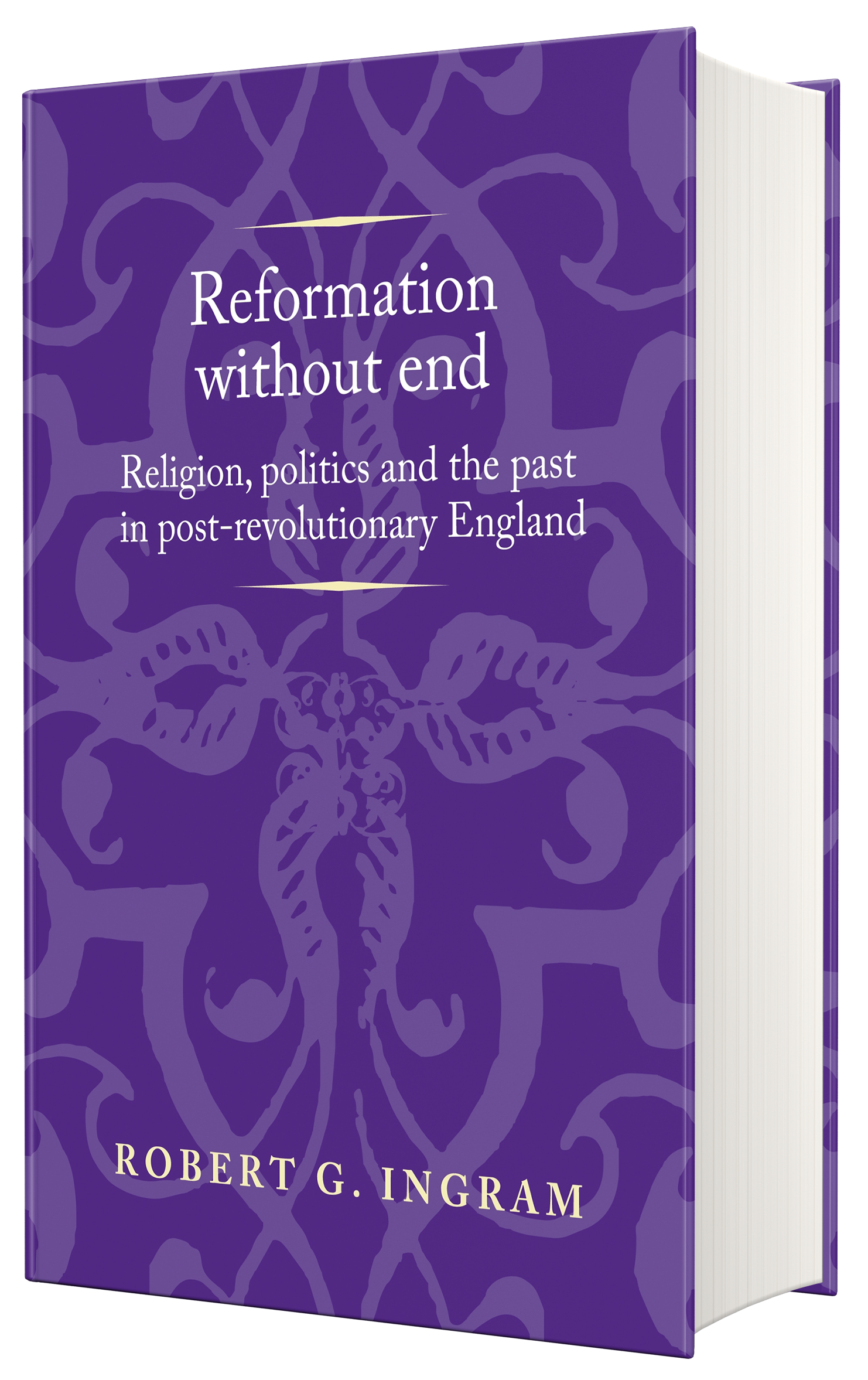 Reformation without end – Q&A with Robert Ingram