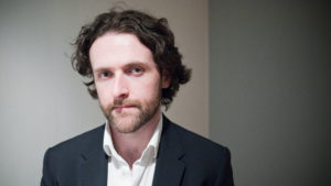 Author Joseph McGonagle