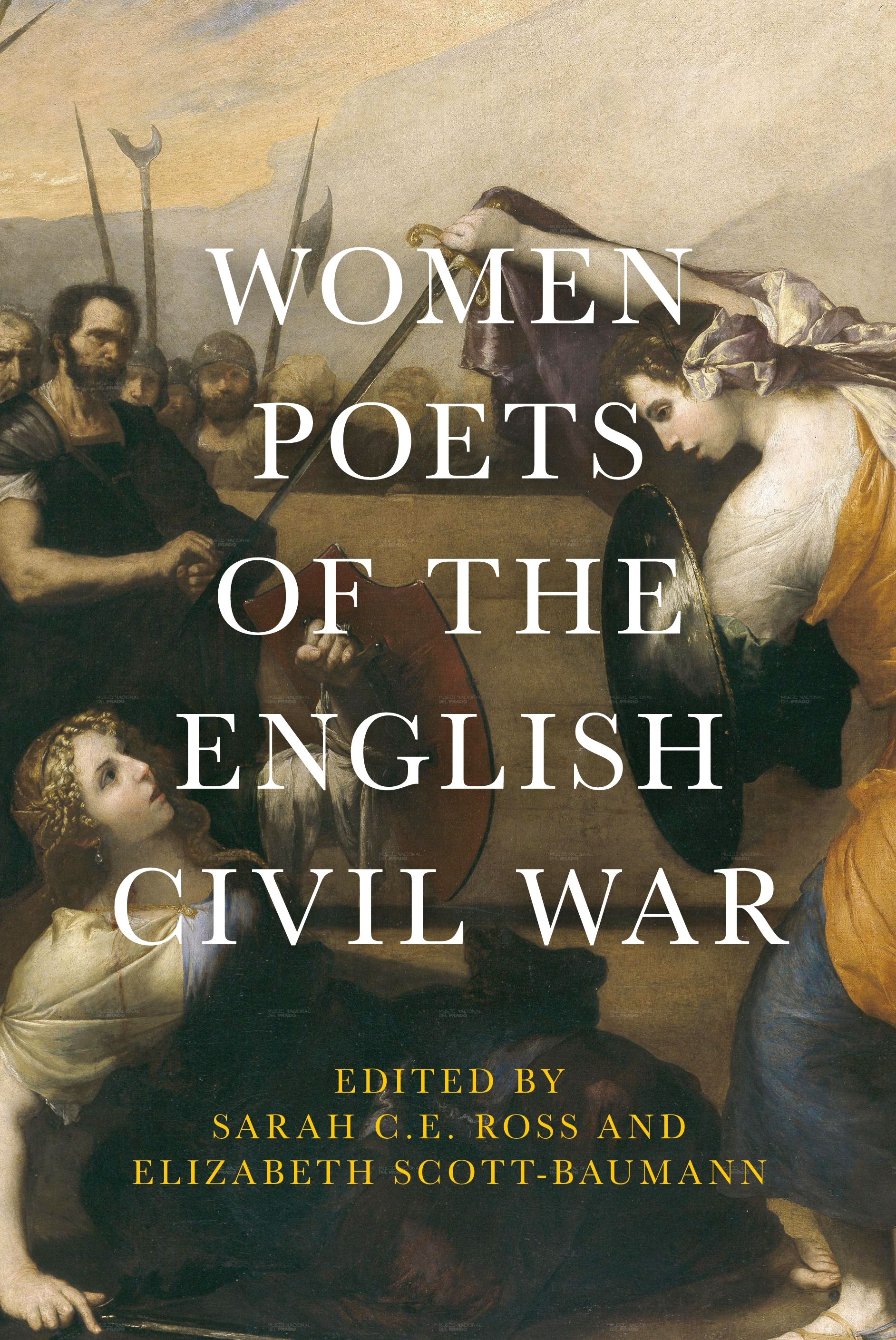 Women poets of the English Civil War is available to pre-order now.