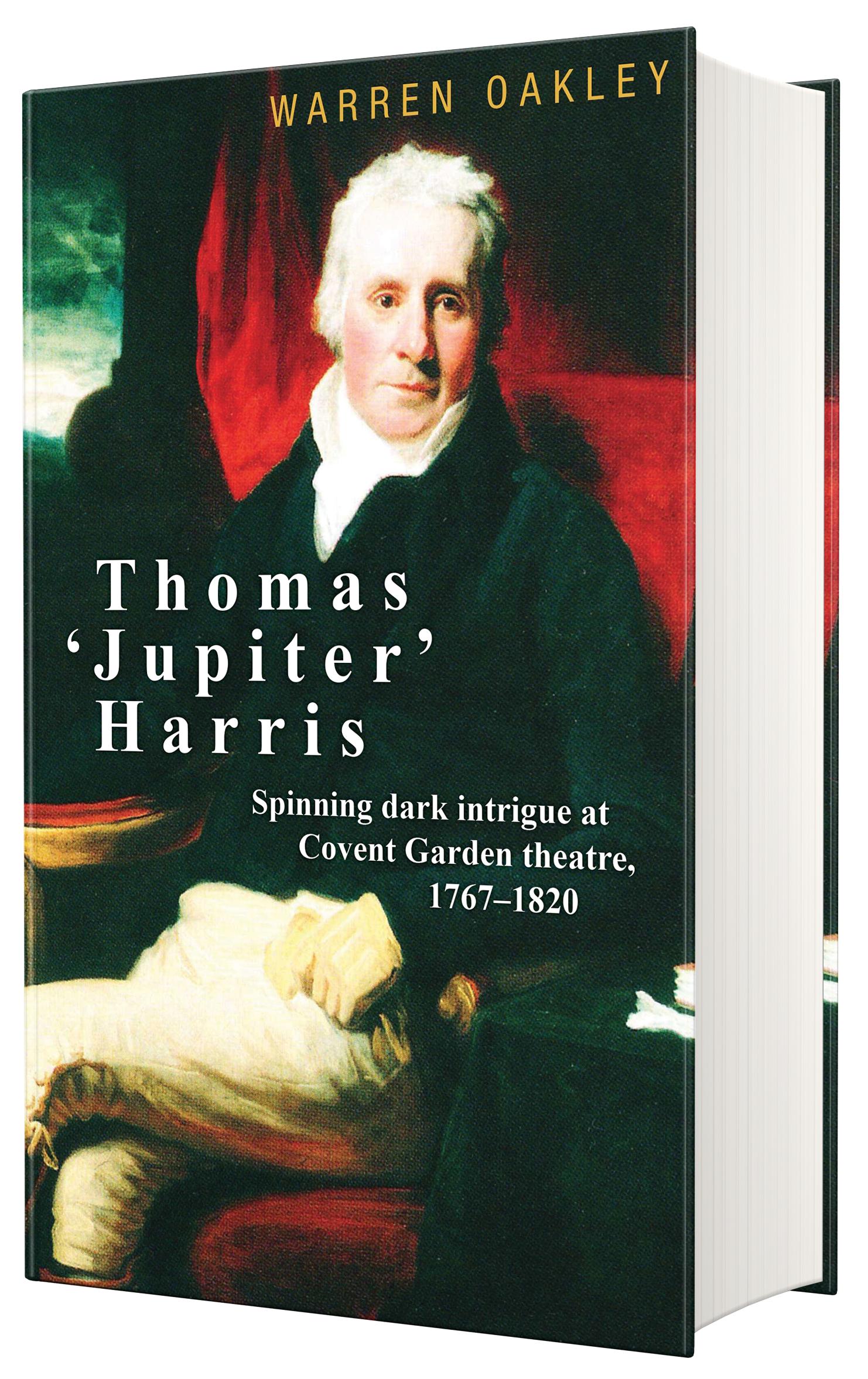 Thomas 'Jupiter' Harris – Q&A with Warren Oakley