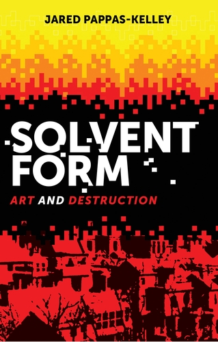 Solvent form – Q&A with Jared Pappas-Kelley