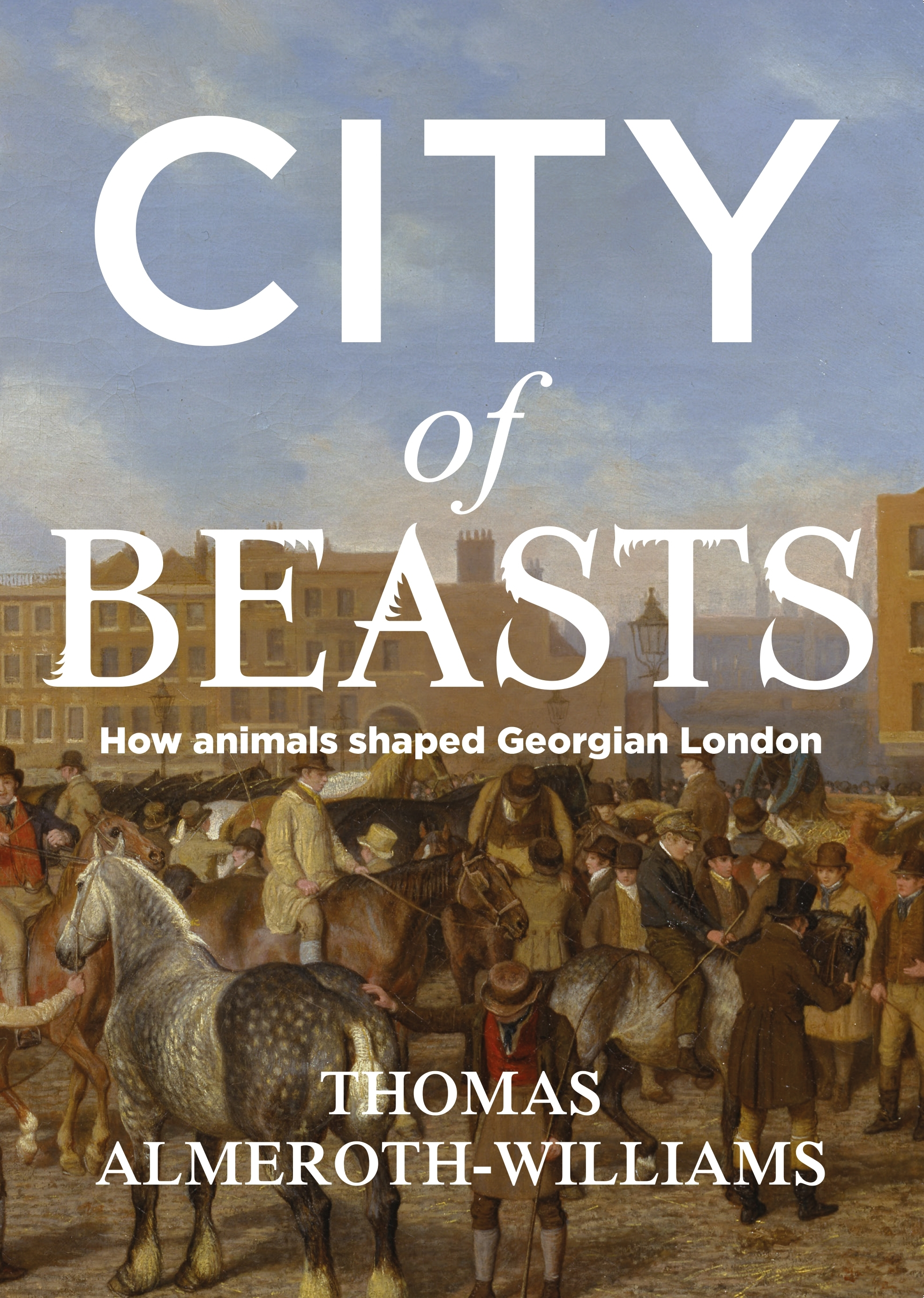 City of beasts – Q&A with Thomas Almeroth-Williams