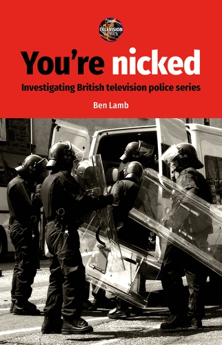 You're nicked – Author Q&A with Ben Lamb