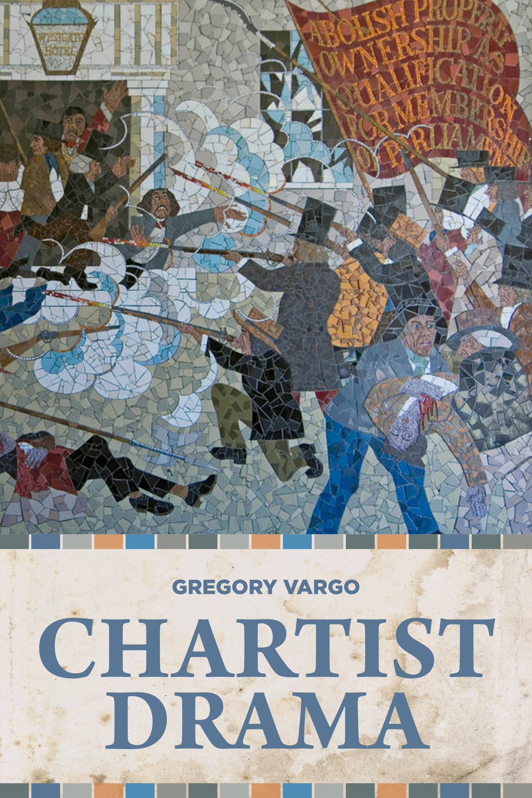 Chartist drama – Q&A with Gregory Vargo