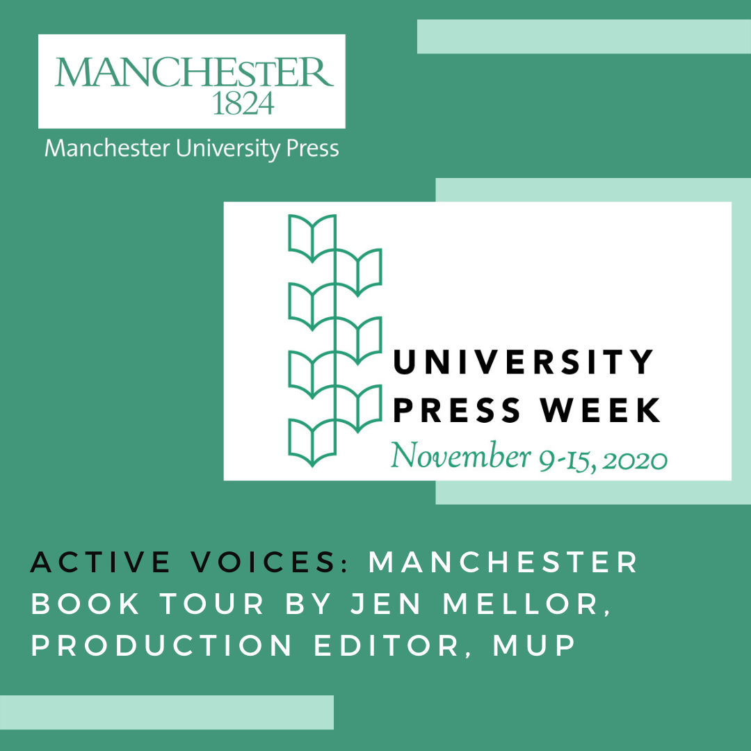 Active Voices: Manchester book tour